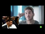 Sergio Ramos - Alvaro Arbelo - Gonzalo Higuain - Marcelo in new Nivea For Men advert