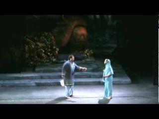 Les pecheurs de perles Duetto II atto