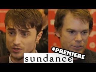 Kill Your Darlings Sundance 2013 Premiere - Daniel Radcliffe, Michael C. Hall, Dane DeHaan Interview