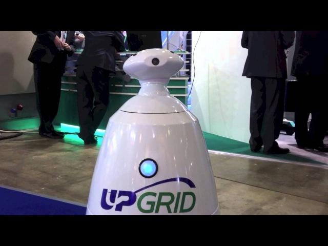 UpGrid Robot Loves Releyshik