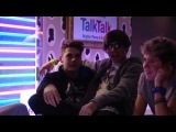 The X Factor - Your Questions Answered - With One Direction, Aiden Grimshaw, Treyc Colen &amp Wagner