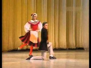 Ансамбль народного танца им. Игоря Моисеева - Финская полька