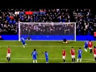 Челси Манчестер Юнайтед 5:4 Все цели и полный моменты