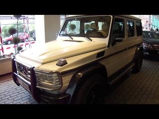 UAE Mercedes-Benz G55 AMG Kompressor HD
