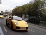 Armenian supercars in LA
