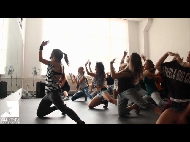 Jazz Funk (Olya Zyabreva)ALL STARS WORKSHOP