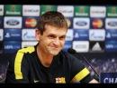FC Barcelona- Vilanova: No crec que els jugadors tinguin eufòria
