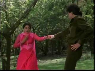 Aag aur shola - Aaj subha jab main jaga - Sridevi with jeetendra - Copyright: ShemarooEnt.