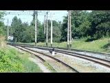 HRCS2-006 следует по станции Святошин.