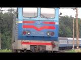 ЧС4-036 з пас.№99 Київ-Ужгород