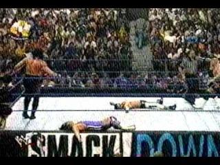 Мировой реслинг на канале стс Smack Down (17.08.2000).avi