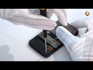 Nokia N96 - как разобрать телефон и из чего он состоит