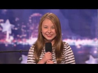 America's Got Talent: Anna Graceman - If I Ain't Got You (Atlanta Audition)