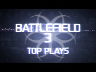 Hazard Cinema Top 10 Battlefield 3 Plays :: Episode 8