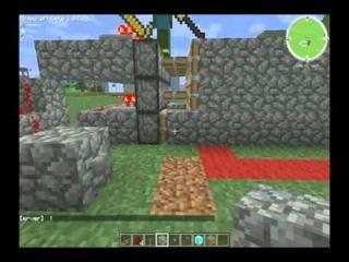 Minecraft - Как ломать заприваченый дом