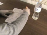 How To Cheat On a Test With a Water Bottle!