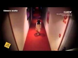 На испанском телевидении придумали розыгрыш с девочкой из фильма