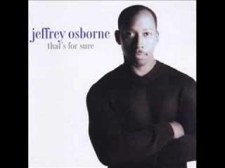 Jeffrey Osborne - Can't Find An Easy Way