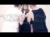 ALYSON LE BORGES // THOMAS LAVELLE