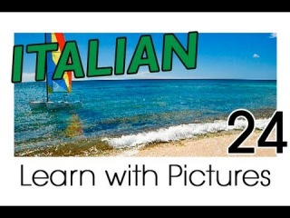 24 Learn Italian - Italian Summer Vocabulary