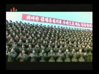 ТВ КНДР: видеохроника деятельности Ким Чен Ына в январе-феврале 2013 г.