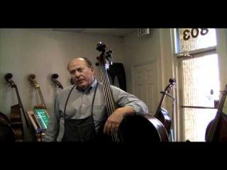 Barrie Kolstein Talks About Scott LaFaro's Prescott Bass