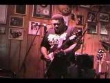 Blues jam Larry McCray