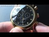 Zegarek mechaniczny automatyczny IK Colouring Navy (mechanical watch) www.safetrade.pl