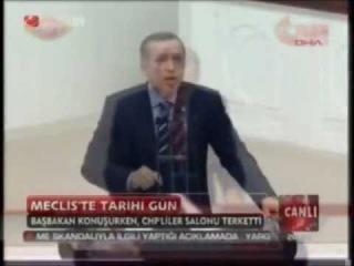 RECEP TAYYİP ERDOĞAN SÜPERRR ... (MECLİS KONUŞMALARI).wmv