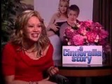 Hillary Duff for 'A Cinderella Story'