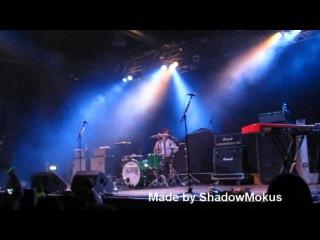 Halestorm - Drum Solo + Mz. Hyde Live @ Berlin 22.03.2013