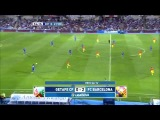 Хетафе 1-4 Барселона