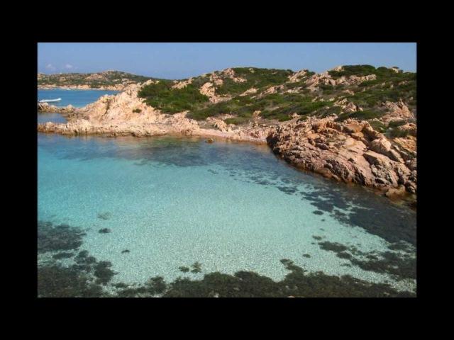 Остров Буделли (Isola di Budelli), архипелаг Маддалены, Сариния. Parco Nazionale dell'Arcipelago di La Maddalena