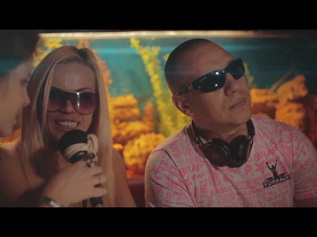 КЛУБ FLAMINGO В Г СТАРЫЙ ОСКОЛ DJ Forsage T DJ Aurika in Flamigo Club День студента 25 01 13