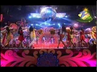 Танец Акшая Кумара на концерте