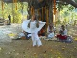 Anna Trish & Alex Ostapenko and Cloud Jam. India 2012. Wedding in Fireflies!