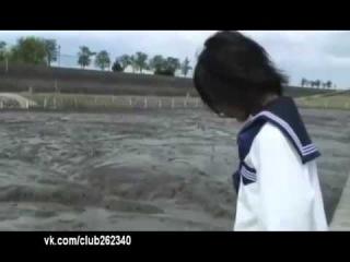 Наказание школьников в Японии! :-)