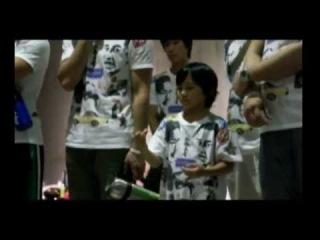 2011 Norichika Tsukamoto, Road to KARATE World Champion