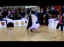 Martin Houska Andrea Trestikova Czech ballroom championship 2012 final solo slowfox