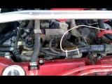 Чистка инжектора и дроссельного узла (Nissan Almera N15, GA16DE)