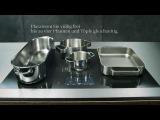 Индукционная варочная поверхность EH875KU11E от Siemens