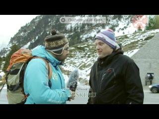 Самоучитель по катанию на горных лыжах. Серия 5.6