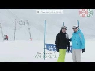 Самоучитель по катанию на горных лыжах. Серия 5.1