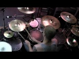 Skrillex Scatta (feat. Foreign Beggars &amp Bare Noize) Drum Cover