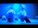 Aikido Bercy 2012 Eleves de Christian Tissier Yoko Okamoto