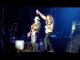 Guns N' Roses - My Michelle (with Sebastian Bach) (Gods Of Metal, Milan, 22.06.2012)