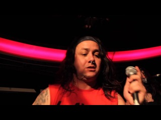 MUNICIPAL WASTE Terror Shark live Barge To Hell 2012 on Metal Injection