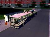 Omsi Ikarus 280 funny passengers