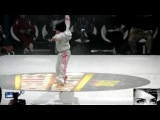 Танец 6-ти летней девочки брэйкданс!!! Взрыв аудитории!!!