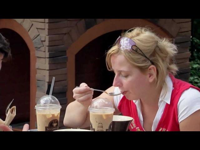 Vicces 5letek - Étteremben - KandiKamera [HD]